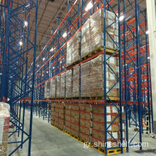 Logistic Storage Racking και ράφια